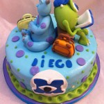 Torta Monster Inc University