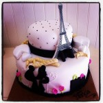Torta Paris L'amour
