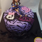 Torta MonsTer High Clawdeen
