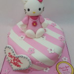 Torta Hello Kitty Pinky Heart