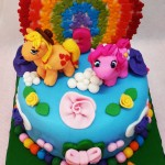 Torta My Little Pony acoiris