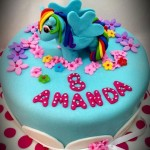 Torta My Little Pony Rainbow Dash