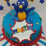 Torta Pablo Backyardigans
