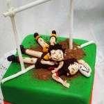 Torta Rugby