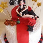 Torta Amy Winehouse