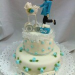 Torta Babyshower On Board