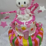 Torta Hello Kitty Stars