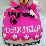 Torta Minnie Chic