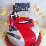 Torta Chic Hollywood