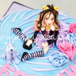 Torta Monster High Loba
