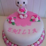 Torta Hello Kitty Pink