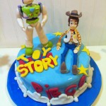 Torta Toy Story Woody & Buzz