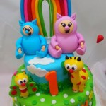 Torta Baby Tv Kit Billy Bam Bam