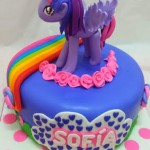 Torta My Little Pony Twiligth