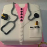 Torta Dental Doctora